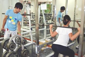 腹筋王子カツオ先生のパーソナルトレーニング