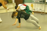 8体験レッスン −移動技練習−