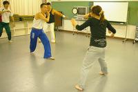 7体験レッスン −蹴りと避けの練習−